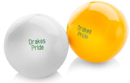 Drakes Pride Jacks - Outdoor Yellow/White