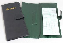 Henselite Leather Scorecard Holder (Currently Out Of Stock)
